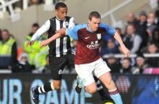 Lambert tempted to rush Richard Dunne back
