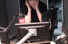 VIDEO: Mouse terrifies BBC presenter live on air