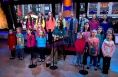 Sandy Hook children to pay tribute to classmates by singing at the Super Bowl