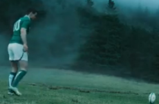 VIDEO: The new O2 Rugby ad — starring Jonny Sexton — is spectacular