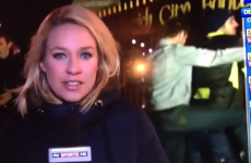 VIDEO: Some Norwich fans being immature live on Sky Sports News