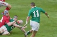 VIDEO: Check out THAT Simon Zebo flick and Cian Healy try in Cardiff