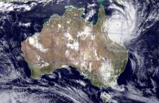 Slideshow: Cyclone Yasi downgraded as it moves over north east Australia