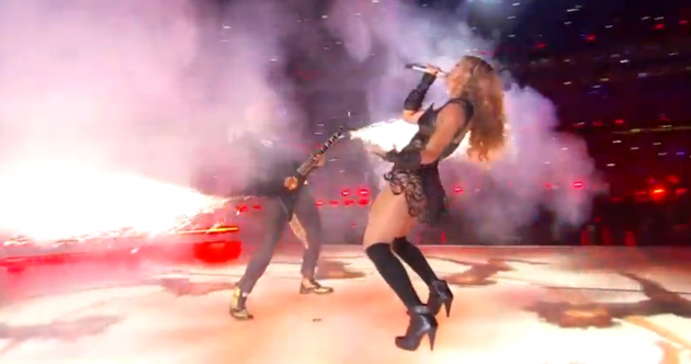 17 insane moments of Beyoncé at the Super Bowl