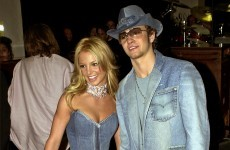 Did Justin Timberlake call Britney a b****?