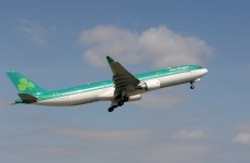 Aer Lingus profits increase by 40.7 per cent in 2012