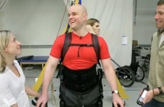 A year in robotic legs: paralysed adventurer hits new milestone