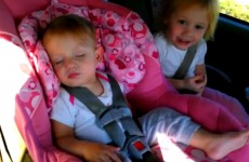 VIDEO: This baby is fast asleep… until her favourite song comes on