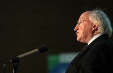 President Higgins returning to Ireland to consider IBRC legislation
