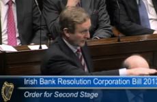 Video: TDs argue over when to start debating the IBRC liquidation bill