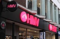 HMV to shut 66 British stores in next two months