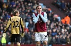 VIDEO: Aston Villa prevail despite Weimann's shocking miss