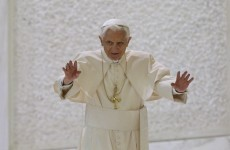 Pope Benedict resigns, cites 'advanced age' and deteriorating health