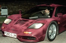 So this is what it costs to repair a McLaren F1