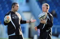Pro12: Bradley set for Edinburgh exit