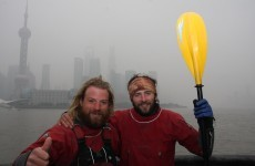 'The route is littered with death' - Irish adventurers recall 16,000km trek to Shanghai