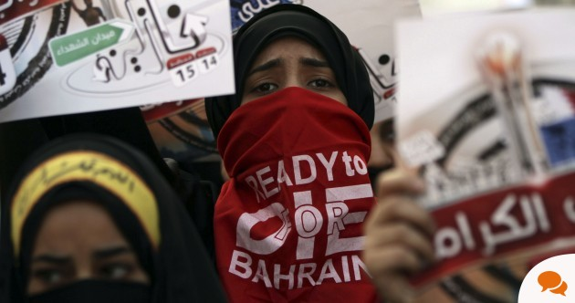 Colm O'Gorman: Why we can't afford to forget about Bahrain