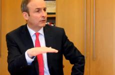 Video: 'I'm not ruling anything out' - Micheál Martin on Fine Gael or Sinn Féin coalition