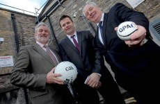 Two more years: €900k provided to GAA for Player Grants Scheme