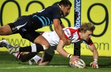 Pro12: Marshall a new worry as Ulster breeze past Zebre