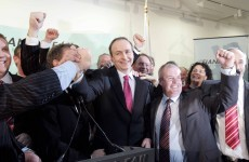 Fianna Fáil back on top in new opinion poll