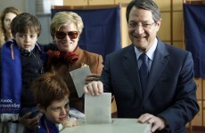 Cyprus holds presidential election following heated campaign