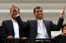 Ecuador: President secures third term, says revolution cannot be stopped