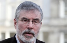 Adams: 'An awful lot of us might have to say we're sorry for a whole lot of things'