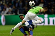 VIDEO: Porto take narrow lead into second leg against Malaga thanks to this goal