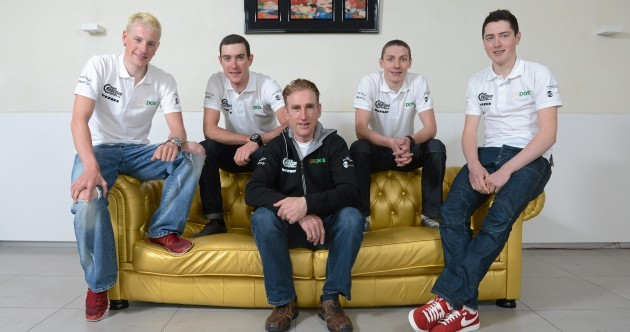 Giro 2014 will 'inspire' Irish cycling, says Sean Kelly