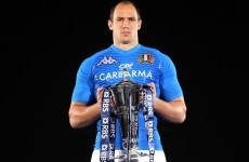 6 Nations: Parisse to miss rest of Six Nations because of ref taunt