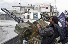 Damascus hit by its deadliest bombing in Syria war