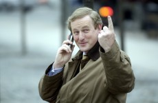 Enda dropped his Nokia in the sink... we remember it here in pictures
