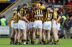 Injuries force Kilkenny into changes for league opener