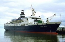 Abandoned Russian cruise ship found 1,300 miles off Ireland
