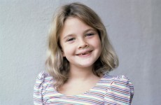 Happy Birthday, Drew Barrymore!  Look how cute you were when you were little