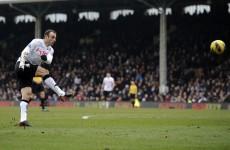 VIDEO: Dimitar Berbatov's tasty volley against Stoke