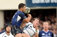Hogg's perfect chance to upstage future Lions teammate Kearney