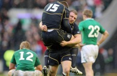 Reaction: Coach, captain lament 'missed opportunity' as Scotland make Ireland suffer