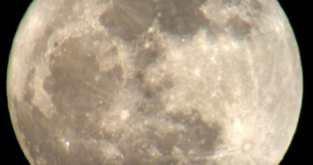 Your pics: The Snow Moon