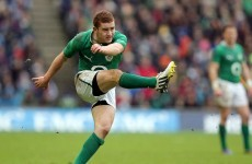 'To play Scotland without a recognised kicker was madness' - Shane Byrne