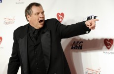 9 reasons why we'll do anything for Meat Loaf, but we won't do that