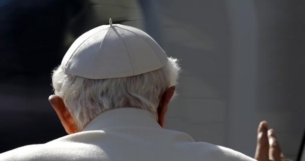 Last day: Benedict XVI's papal powers expire at 7pm tonight