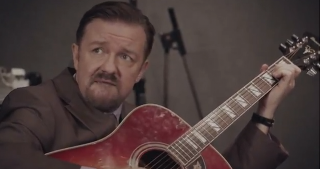 Prepare to cringe... David Brent is back