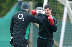 Ireland 'more hopeful than confident' on Sexton's fitness for France