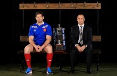 France lock Pascal Pape to miss Dublin trip, rest of 6 Nations