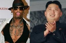 Dennis Rodman tells Kim Jong Un he has ' a friend for life'