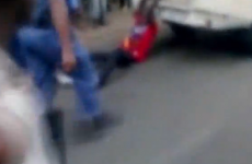 'Horrific and unacceptable': SA president condemns 'police dragging' case