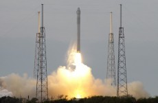 SpaceX capsule encounters problems in orbit