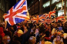 PSNI encouraged by latest union flag protest in Belfast
